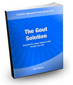 the gout solution